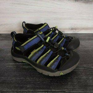 Keen Newport H2 Sandals Blue Green Performance